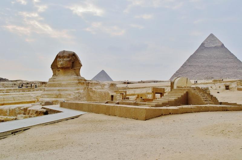 Misir Piramitler Tarihi Antik Yapilar Dunya Tarihi Kanvas Tablo