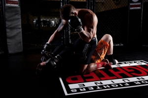 MMA Dövüş Sporları Kick Boks 2 Spor Kanvas Tablo