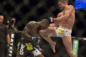 MMA Dövüş Sporları Kick Boks-3 Spor Kanvas Tablo