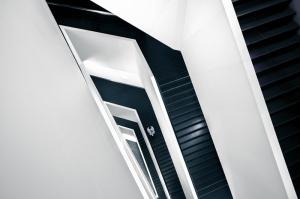 Modern Mimari Fotoğraf Kanvas Tablo