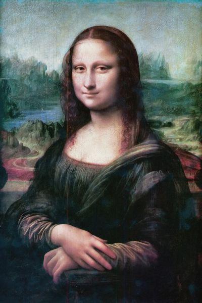 Monalisa  Paris