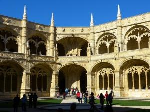 Mosteiro Dos Jeronimos 3 Unesco Dünya Kültür Mirasları Kanvas Tablo