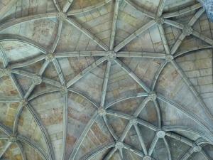 Mosteiro Dos Jeronimos Unesco Dünya Kültür Mirasları Kanvas Tablo