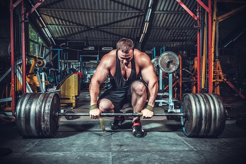 Motivasyon Fitness Spor Kanvas Tablo