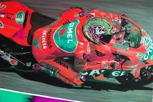 Moto GP Motorsikletler-4b Hız Motorları Kanvas Tablo
