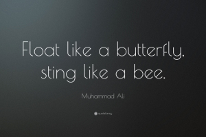 Muhammed Ali 4 Boks Spor Kanvas Tablo