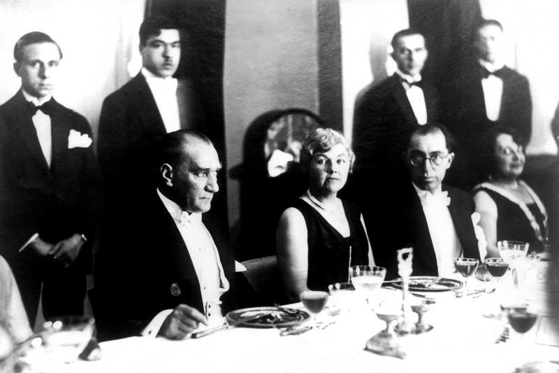 Mustafa Kemal Atatürk-15 Kanvas Tablo