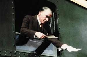 Mustafa Kemal Atatürk-4 Kanvas Tablo