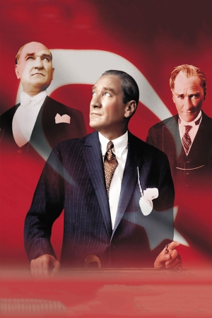 Mustafa Kemal Atatürk-7 Kanvas Tablo