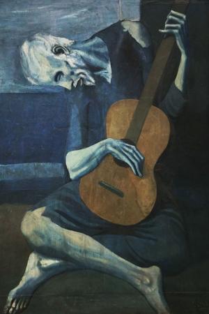 Müzik Aletleri 13 Gitar Modern Sanat İç Mekan Dekoratif Kanvas Tablo