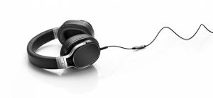 Müzik ve Kulaklık Fotoğraf Kanvas Tablo