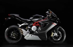 Mv Agusta F3 Yarış Motorsikleti Araçlar Kanvas Tablo