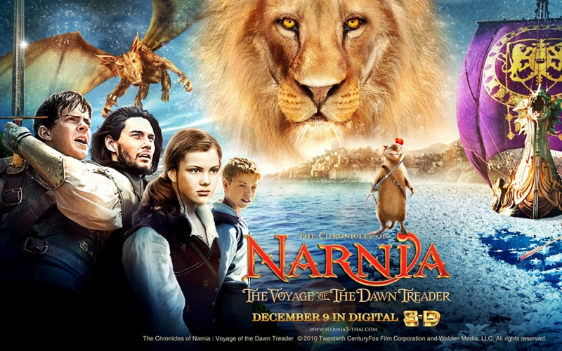 Narnia Sinema Kanvas Tablo
