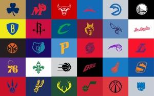 NBA Takım Logo Kanvas Tablo