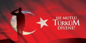 Ne Mutlu Türküm Diyene Türk Tarihi Unique Kanvas Tablo