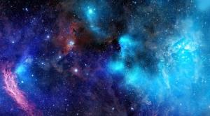 Nebula Dünya & Uzay Kanvas Tablo