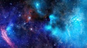 Nebula Uzay Yıldızlar Andromeda 4 Dünya & Uzay Kanvas Tablo