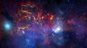 Nebula Uzay Yıldızlar Andromeda 6 Dünya & Uzay Kanvas Tablo