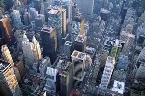New York 3 Dünyaca Ünlü Şehirler Kanvas Tablo