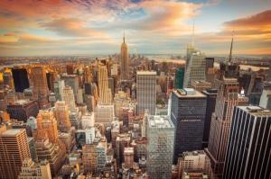New York 3 Parca 100x150