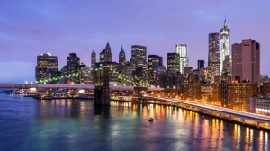 New York 4 Dünyaca Ünlü Şehirler Kanvas Tablo
