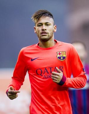 Neymar Barcelona 2 Spor Kanvas Tablo