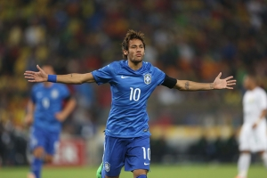 Neymar Brezilya Futbol 2 Spor Kanvas Tablo