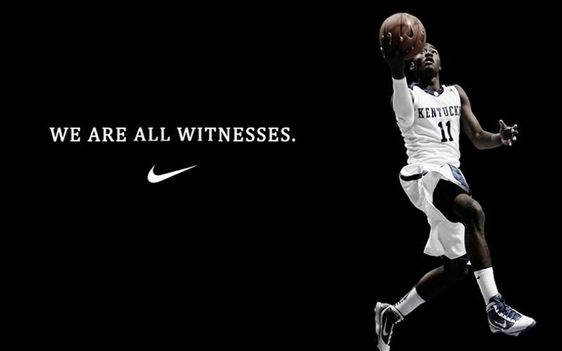 Nike Basketbol Spor Kanvas Tablo