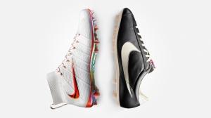 Nike Krampon Eski ve Yeni Spor Kanvas Tablo