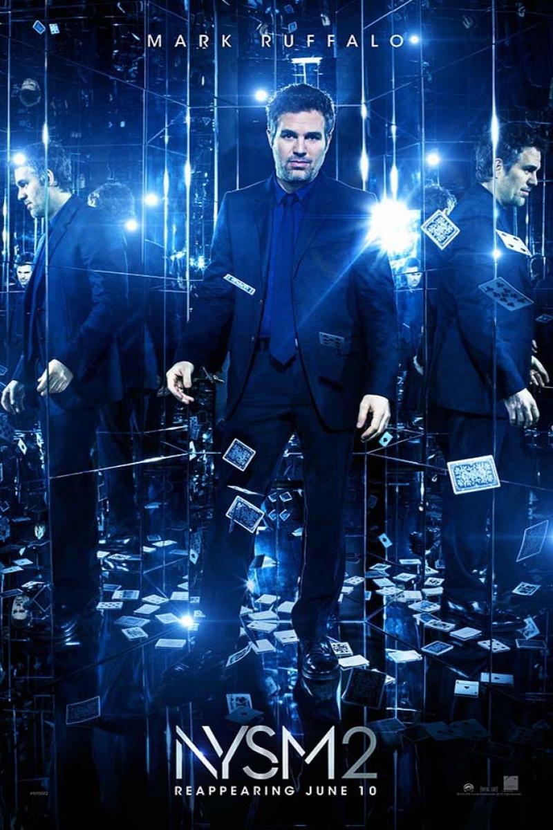 Now You See Me-2-Mark Ruffalo Film Afisi Sinema Kanvas Tablo