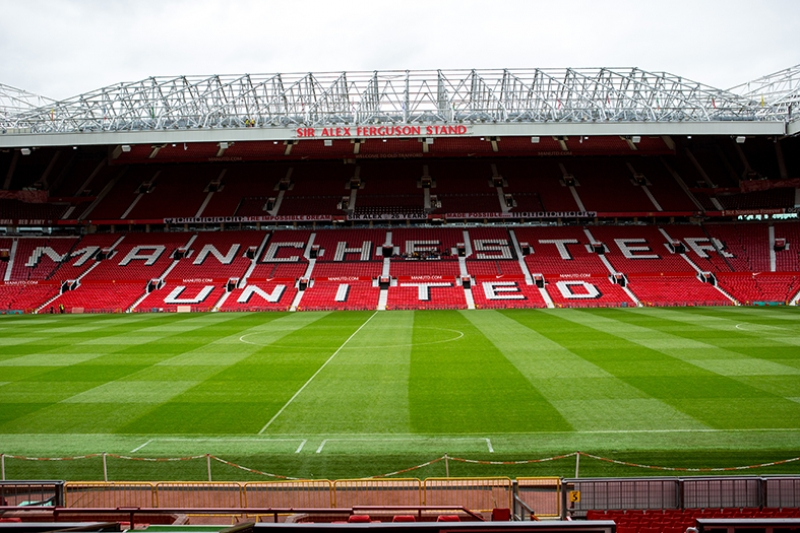 Old Trafford Manchester United Futbol Spor Kanvas Tablo