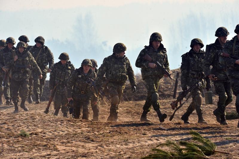 Ordu 2 Askeri Kanvas Tablo
