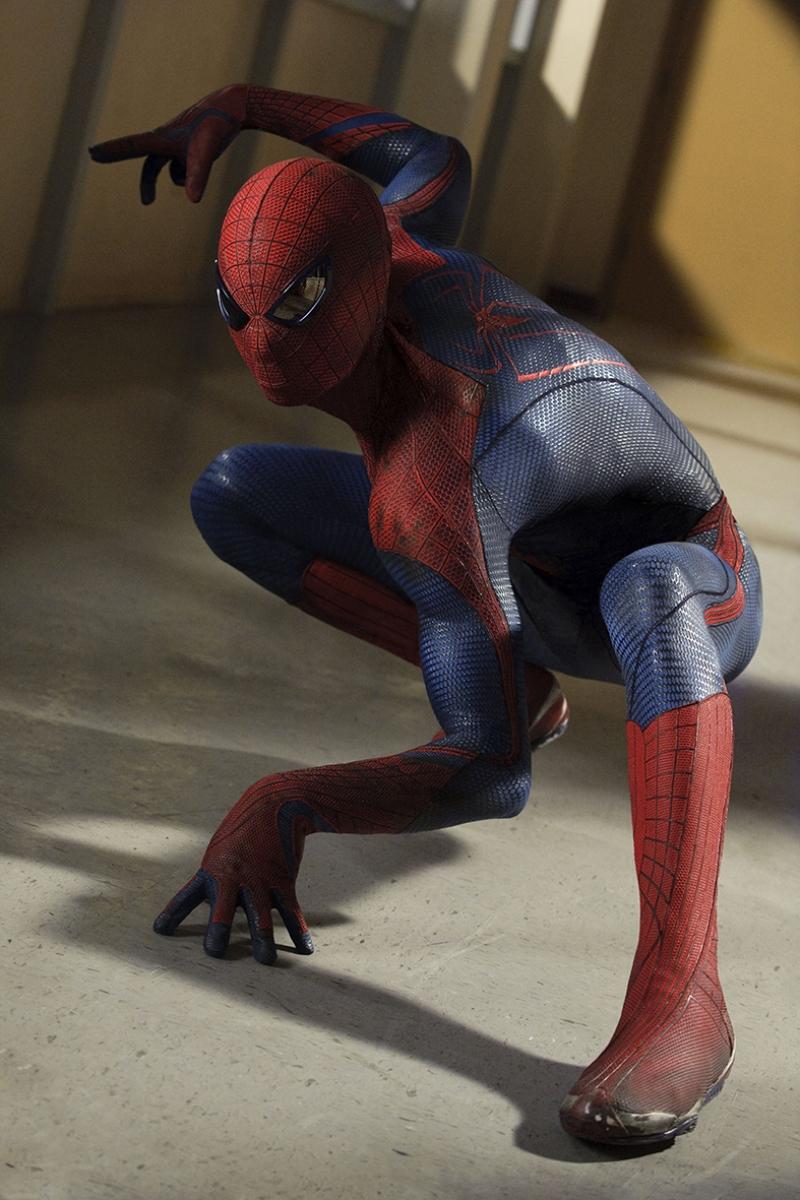 Örümcek Adam Spiderman Süper Kahramanlar Kanvas Tablo