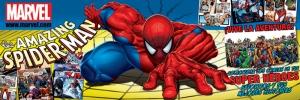 Örüncek Adam Marvel Poster Bebek & Çocuk Dünyası Kanvas Tablo