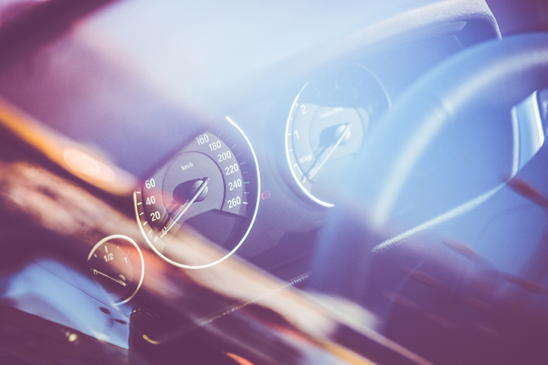 Otomobil Kadraj Hız Araçlar Kanvas Tablo