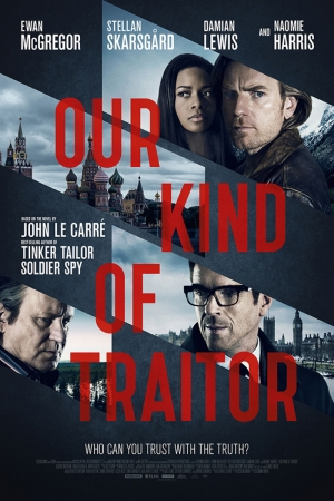 Our Kind Of Traitor Film Afişi Sinema Kanvas Tablo