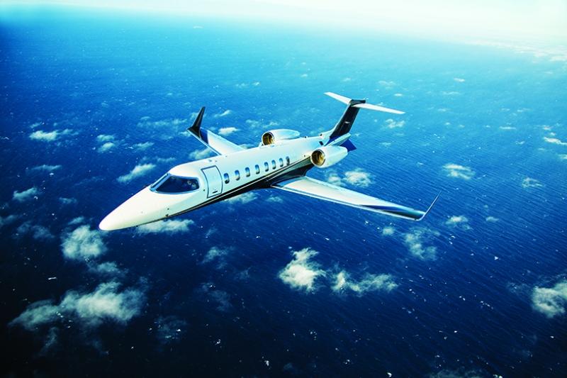 Özel Jet Gökyüzü Kanvas Tablo