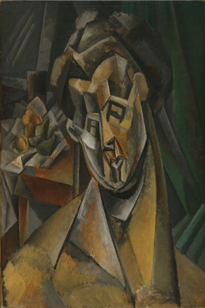 Pablo Picasso Armutlar ve Kadin Yagli Boya Klasik Sanat Kanvas Tablo