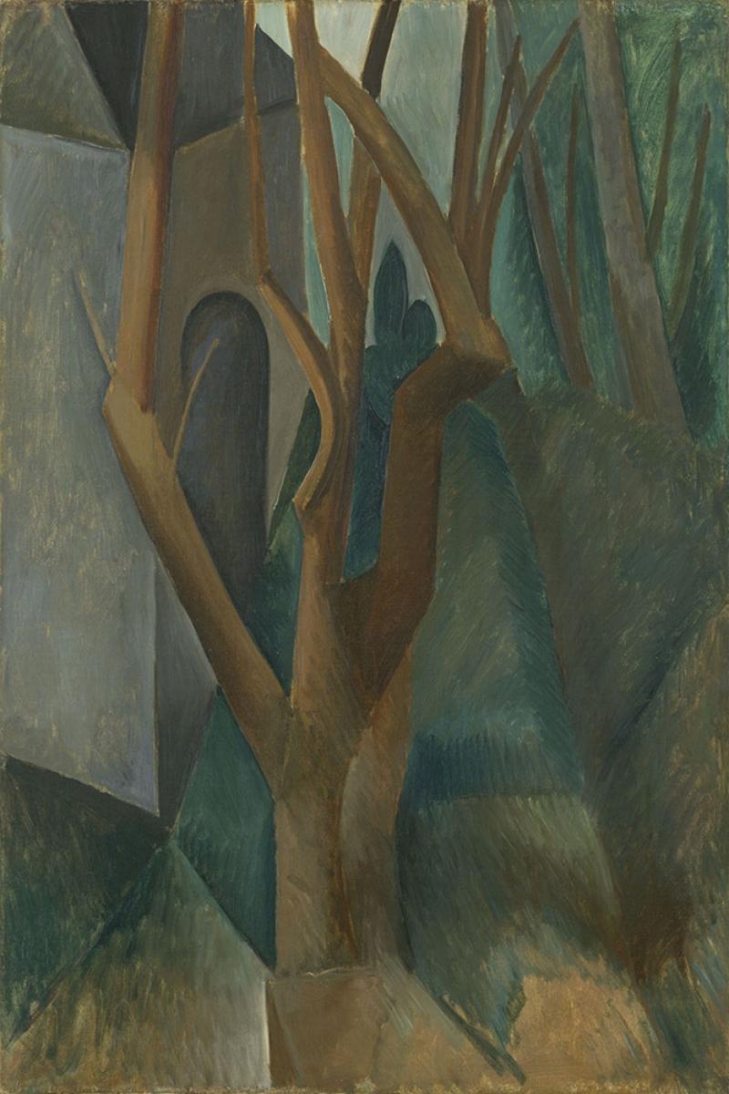 Pablo Picasso Doga Manzara Yagli Boya Klasik Sanat Kanvas Tablo