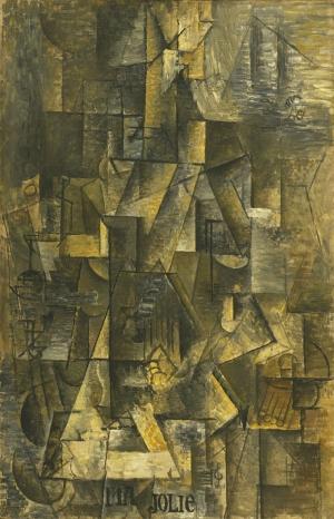 Pablo Picasso Guzelim Balik Avi Yagli Boya Klasik Sanat Kanvas Tablo