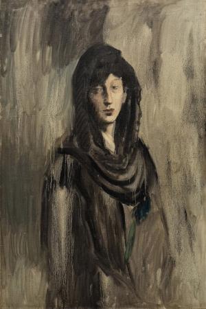 Pablo Picasso Klasik Sanat Kanvas Tablo