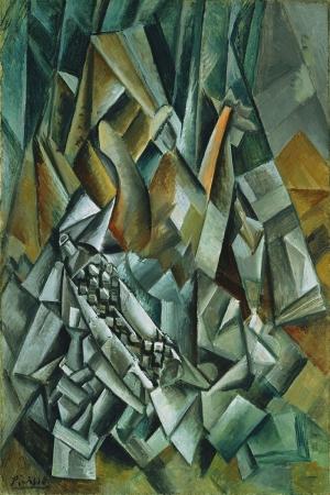 Pablo Picasso Likor Sisesi Yagli Boya Klasik Sanat Kanvas Tablo
