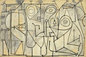 Pablo Picasso Mutfak Yagli Boya Klasik Sanat Kanvas Tablo