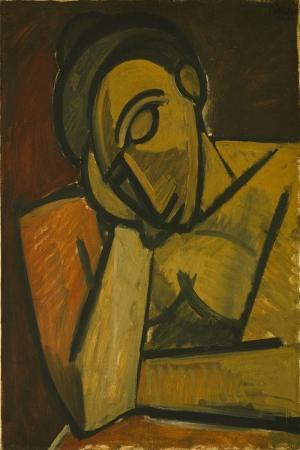 Pablo Picasso Uyku Yagli Boya Klasik Sanat Kanvas Tablo