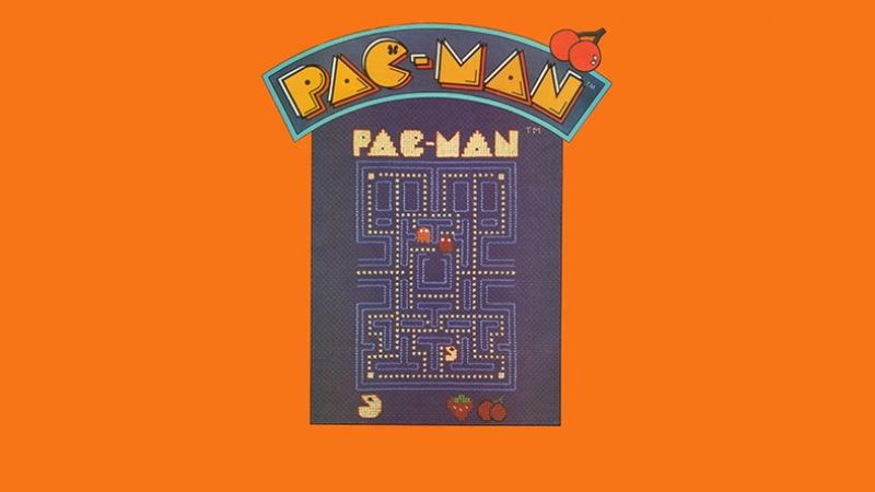 Pacman Popüler Kültür Kanvas Tablo
