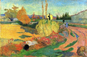 Paul Gauguin 4 Reproduksiyon Kanvas Tablo