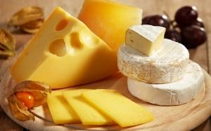 Peynir Lezzetler Kanvas Tablo