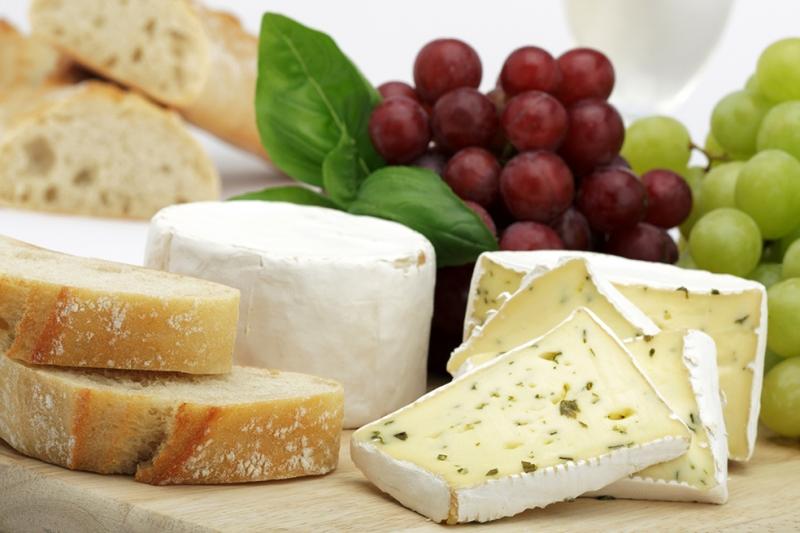 Peynir Sunumu Lezzetler Kanvas Tablo