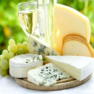 Peynir Tabağı Peynir Dilimleri 1 Lezzetler Kanvas Tablo