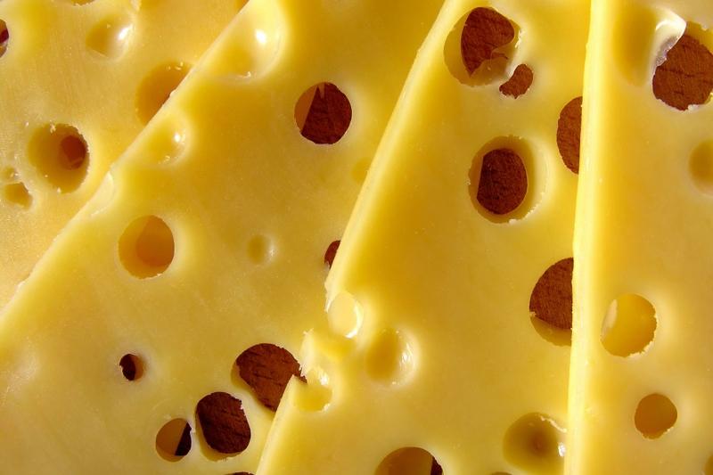 Peynir Tabağı Peynir Dilimleri 2 Lezzetler Kanvas Tablo
